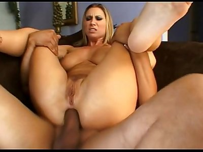 Sexy Cougar Devon Lee has Anal Sex with Big Cock - www.porntube.online