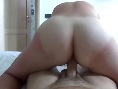 mature mom homemade real hidden voyeur riding amateur milf wife ass couple anal