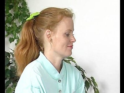 Hairy German Redhead Casting First Time ( sequel on fucksluts.tk )